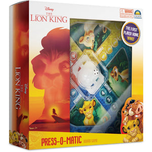 Disney The Lion King Press O Matic Game