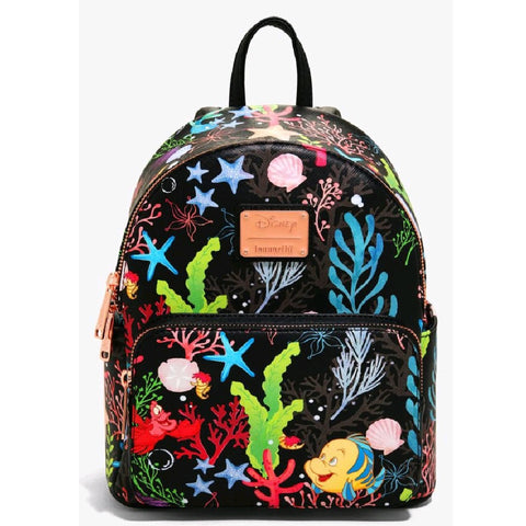 Loungefly Disney Little Mermaid - Under the Sea Backpack