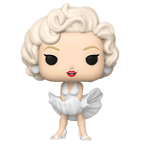 Marilyn Monroe - White Dress Pop! Vinyl