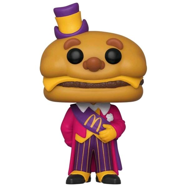 McDonalds - Mayor McCheese Pop! Vinyl
