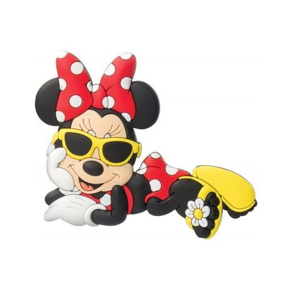Magnet Soft Touch Minnie Mouse with Sunglasses