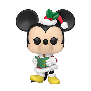 Mickey Mouse - Minnie Mouse Holiday Pop! Vinyl