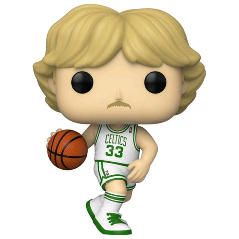 NBA Legends - Larry Bird (Celtics Home) Pop! Vinyl