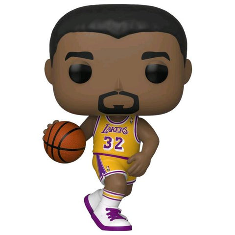 NBA Legends - Magic Johnson (Lakers Home) Pop! Vinyl