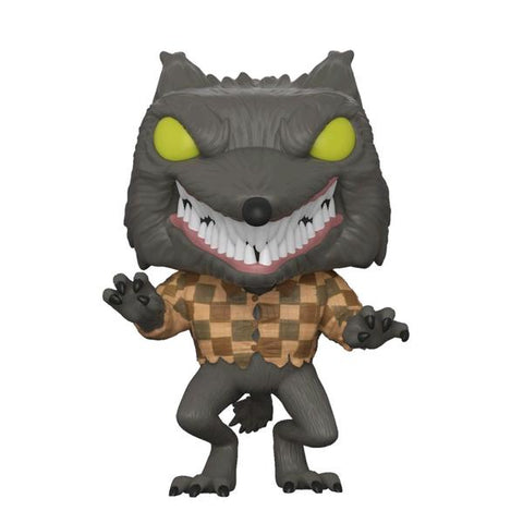 The Nightmare Before Christmas - Wolfman Specialty Store Exclusive Pop! Vinyl