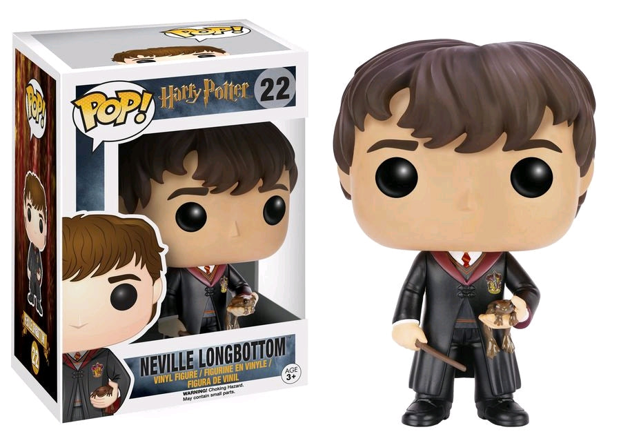 Harry Potter - Neville Longbottom Pop! Vinyl