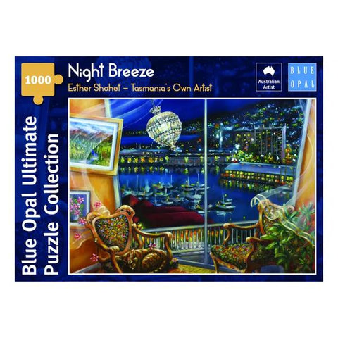Blue Opal - Esther Shohet Night Breeze 1000pc
