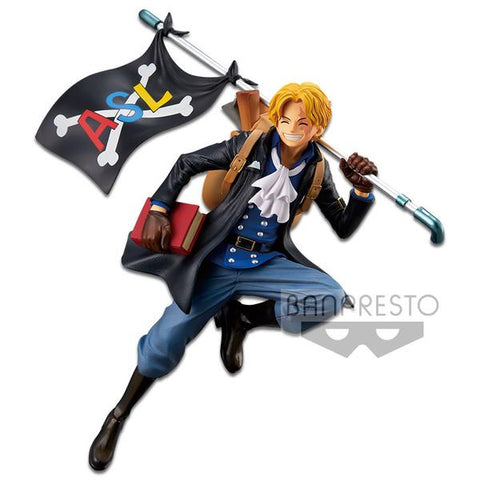 ONE PIECE - THREE BROTHERS FIGURE - SABO