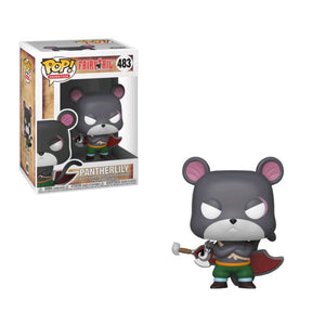 Fairy Tail - Pantherlilly Pop! Vinyl