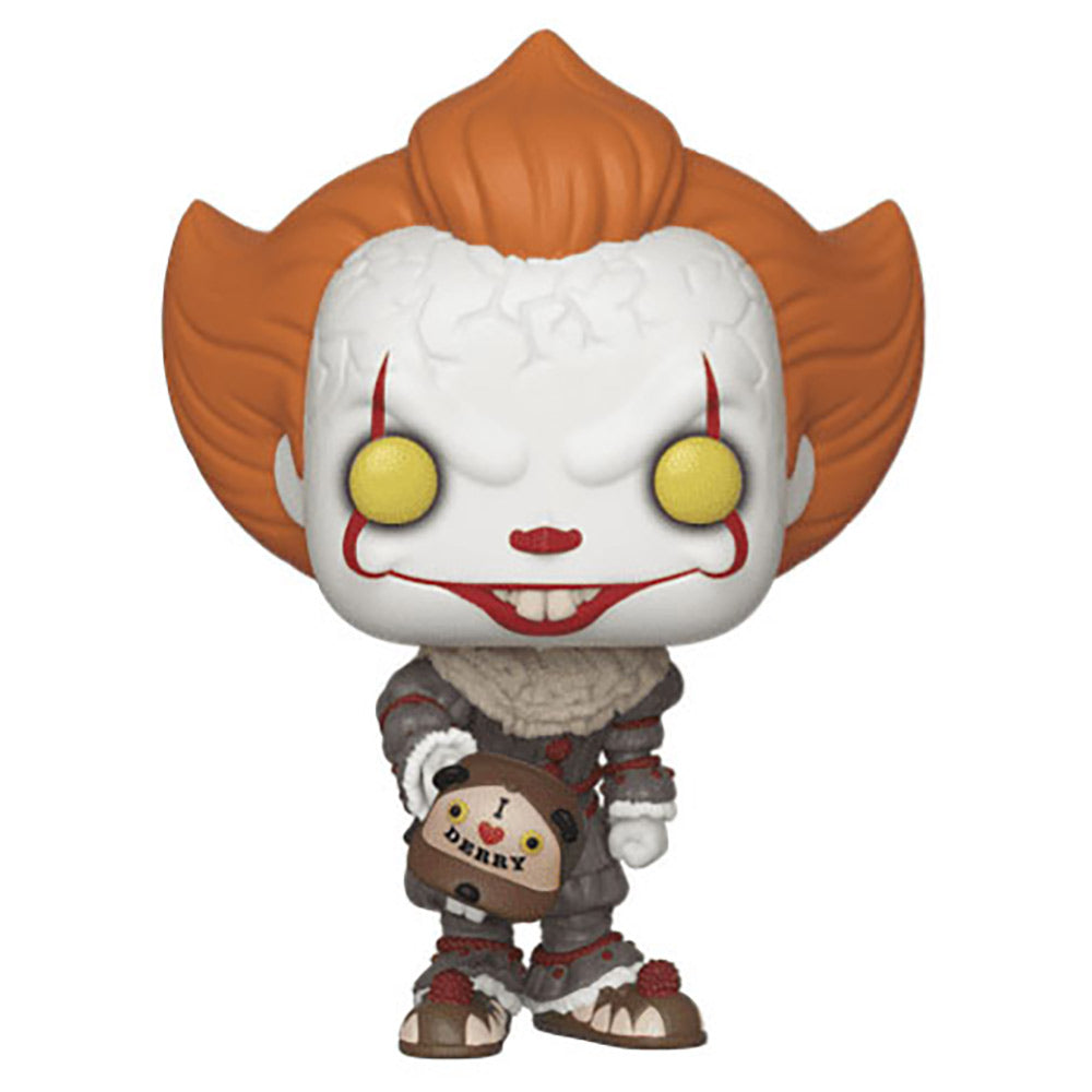 It: Chapter 2 - Pennywise w/ Beaver Hat Pop! Vinyl