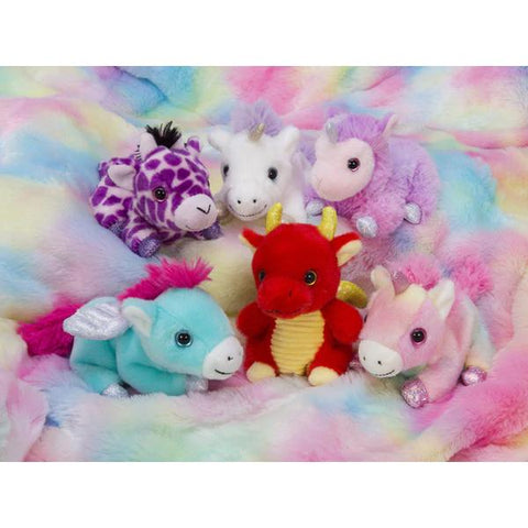 "PETOOTIES - 4"" Fantasy Mini Plush (Assorted)"
