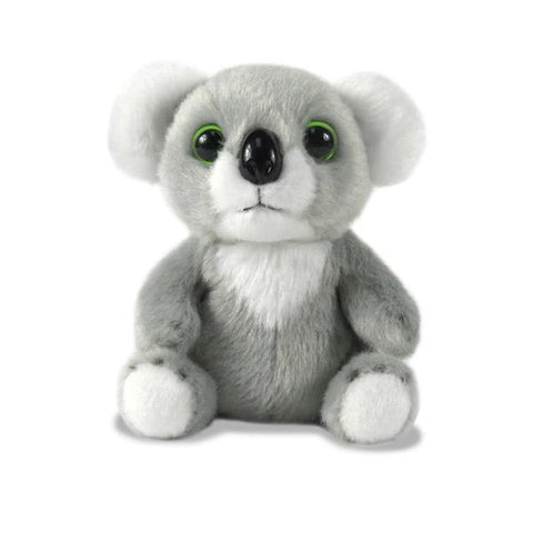 "PETOOTIES - 4"" Zoo Mini Plush (Assorted)"