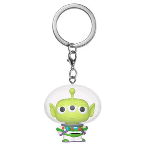 Pixar - Alien Remix Buzz Pop! Keychain