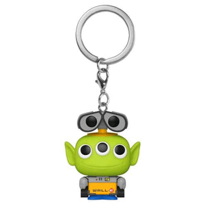 Pixar - Alien Remix Wall-E Pop! Keychain