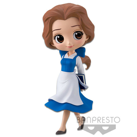 Q Posket - Disney - Beauty and the Beast: Belle Country Dress