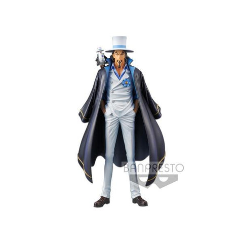 One Piece Stampede Movie Figure- Rob Rucchi