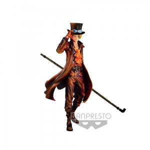 ONE PIECE - SCULTURES - SABO BURNING