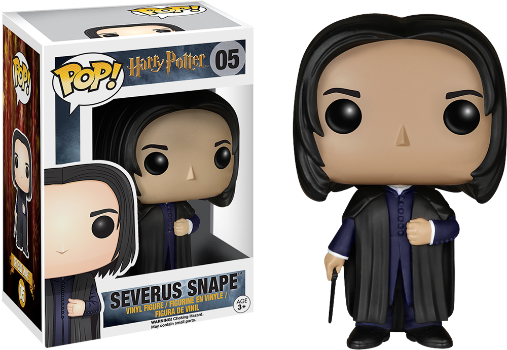 Harry Potter - Severus Snape Pop! Vinyl