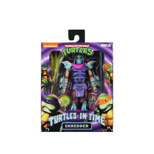 "TMNT - Turtles in Time series 02 7"" Action Figure Assortment (Super Shredder)"