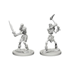 D&D Nolzurs Marvelous Unpainted Miniatures Skeletons