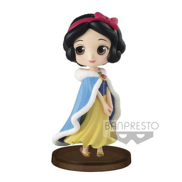 Q Posket Petit - Disney - Snow White Winter Costume