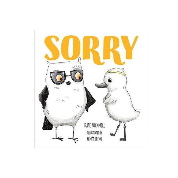 Manners - Sorry Children's Picture Book