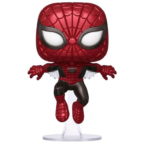 SpiderMan - SpiderMan 1st App MT 80thANNIV Pop! Vinyl