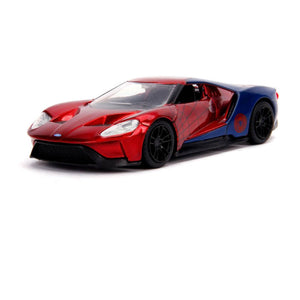 SpiderMan - 2017 Ford GT 1:32