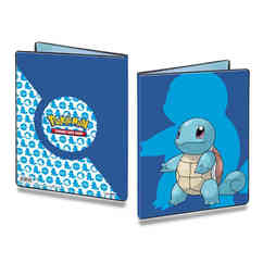 ULTRA PRO Pokémon - PRO Binder Full View 9PKT - Squirtle