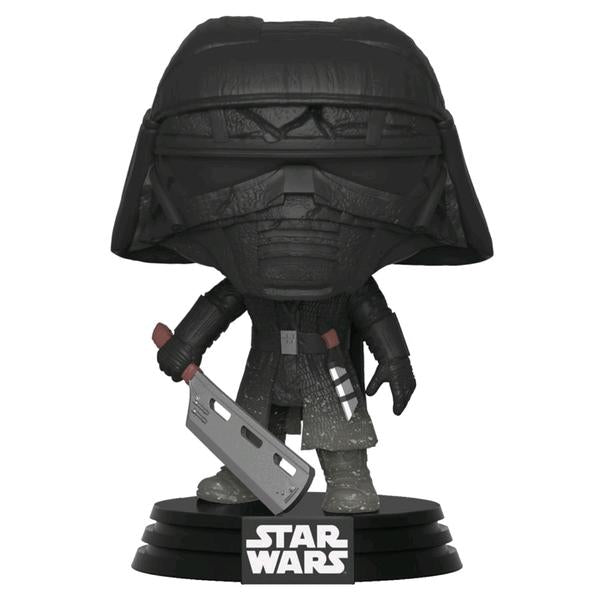 Star Wars - Knight of Ren Heavy Blade Episode IX Rise of Skywalker US Exclusive Pop! Vinyl [RS]