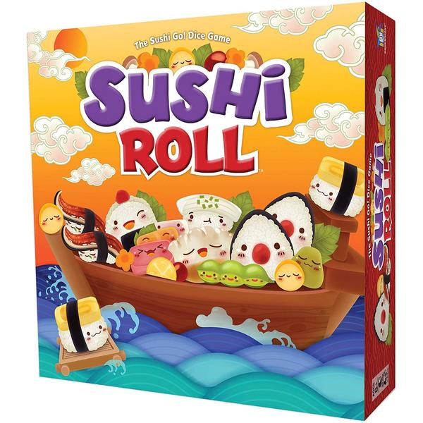 Sushi Roll: Sushi Go Dice Game