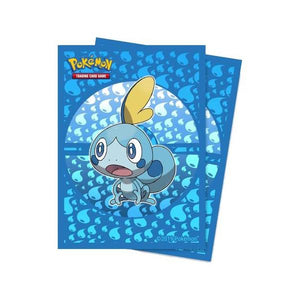 ULTRA PRO Pokémon - Deck Protector Sleeve- Sword and Shield Galar - Sobble