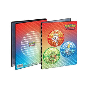 ULTRA PRO Pokémon - Portfolio - 9PKT- Sword and Shield Galar