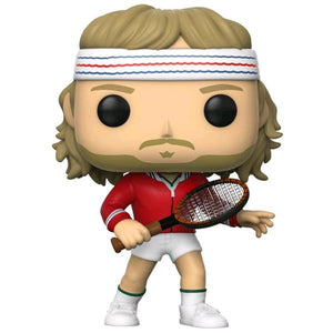 Tennis - Bjorn Borg Pop! Vinyl