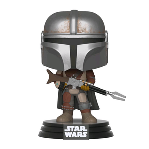 Star Wars: Mandalorian - The Mandalorian Pop! Vinyl