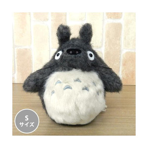 My Neighbour Totoro – Totoro Small Plush Dark Grey