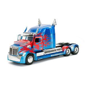Transformers - Optimus Western Star 1:24