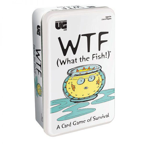WTF (What the Fish!)™ Tin