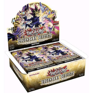 Yu-Gi-Oh! - Legendary Duelists: Magical Hero Booster Box