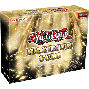Yu-Gi-Oh! - Maximum Gold Box