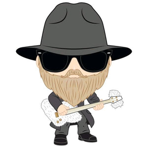 ZZ Top - Frank Beard Pop! Vinyl
