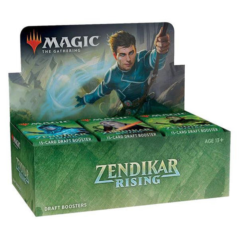 Zendikar Rising - Draft Booster Box
