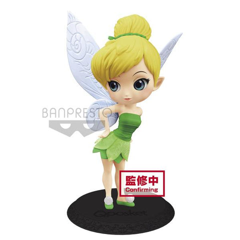 Q Posket - Disney - Tinker Bell Leaf Dress (Ver.A)