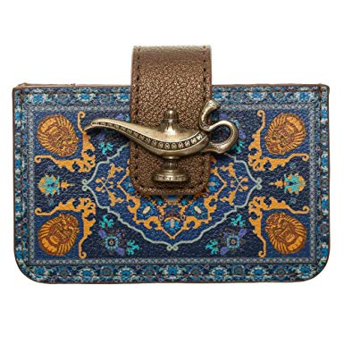 Aladdin Magic Carpet Accordian Wallet