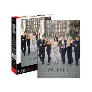 Aquarius Puzzle Friends Wedding 500 pc Puzzle