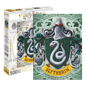 Aquarius Puzzle Harry Potter Slytherin Puzzle 500 pieces