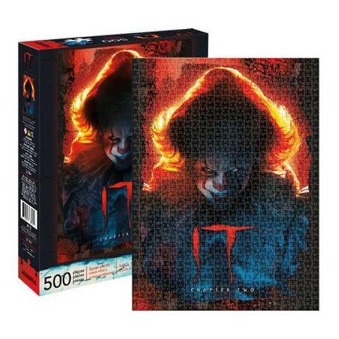 Aquarius Puzzle IT Chapter 2 Puzzle 500 pieces