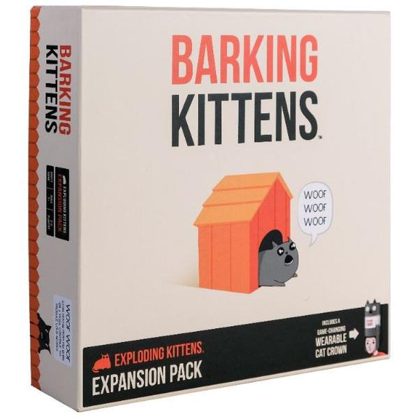Barking Kittens (3rd Exploding Kittens Expansion)