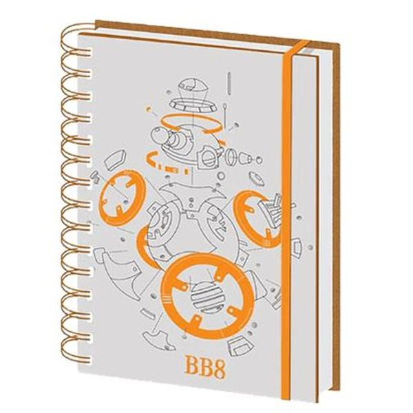 Star Wars BB8 Notebook