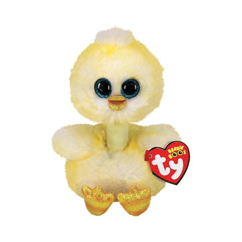 Beanie Boos Benedict Chick Long Neck - Regular Size